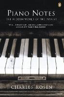 Piano Notes: The Hidden World of the Pianist (Paperback)