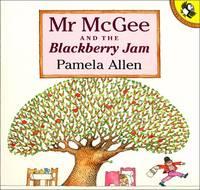 Mr Mcgee & The Blackberry Jam (Paperback)