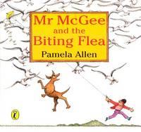 Mr McGee & the Biting Flea (Paperback)