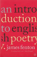 An Introduction to English Poetry (Paperback)