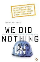 We Did Nothing: Why the truth doesn't always come out when the UN goes in (Paperback)
