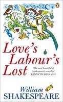Love's Labour's Lost - Penguin Shakespeare (Paperback)