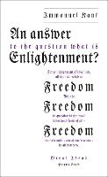 An Answer to the Question: 'What is Enlightenment?' - Penguin Great Ideas (Paperback)