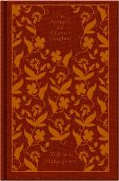 The Sonnets and a Lover's Complaint - Penguin Clothbound Classics (Hardback)