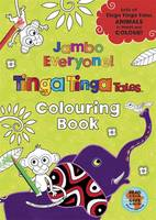 Jambo Everyone! Colouring Book