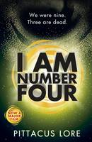 I am Number Four - Lorien Legacy (Paperback)