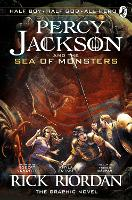 Percy Jackson and the Sea of Monsters: The Graphic Novel (Book 2)