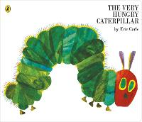 The Very Hungry Caterpillar (Big Board Book) - The Very Hungry Caterpillar (Hardback)