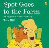 Spot Goes To The Farm (Paperback)