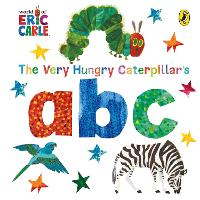 The Very Hungry Caterpillar's abc (Board book)