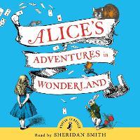 Alice's Adventures in Wonderland - Puffin Classics (CD-Audio)