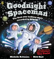 Goodnight Spaceman: Book and CD (Paperback)