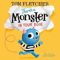 There's a Monster in Your Book - Who's in Your Book? (Board book)