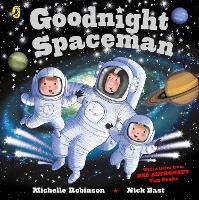 Goodnight Spaceman (Board book)