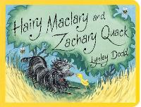 Hairy Maclary and Zachary Quack - Hairy Maclary and Friends (Board book)