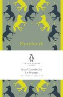 Penguin English Library Notebooks (Set 1 of 2)