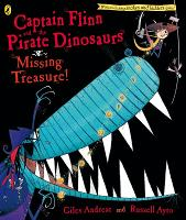 Captain Flinn and the Pirate Dinosaurs: Missing Treasure! (Paperback)