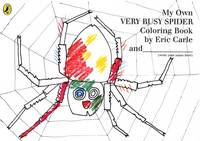 My Own Very Busy Spider Colouring Book