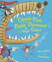 Captain Flinn and the Pirate Dinosaurs - The Magic Cutlass (Paperback)