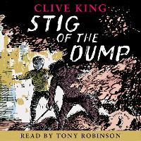 Stig of the Dump - A Puffin Book (CD-Audio)