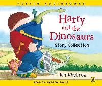 Harry and the Bucketful of Dinosaurs Story Collection - Harry and the Dinosaurs (CD-Audio)