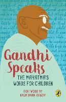 Gandhi Speaks To Children (Paperback)