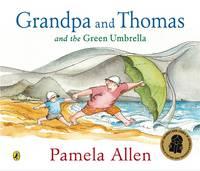 Grandpa and Thomas and the Green Umbrella (Paperback)