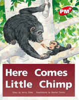 Here Comes Little Chimp (Paperback)