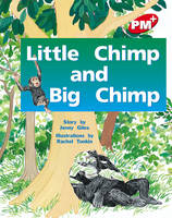Little Chimp and Big Chimp (Paperback)