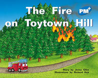 The Fire on Toytown Hill (Paperback)