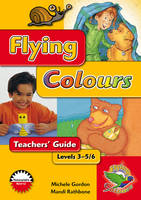 Flying Colours Red Levels 3-5/6 Teachers' Guide (Paperback)