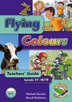 Flying Colours Turquoise Level 17-18/19 Teachers' Guide (Paperback)