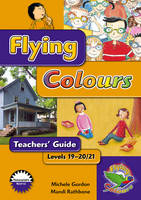 Flying Colours Purple Level 19-20/21 Teachers' Guide (Paperback)