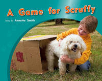 A Puzzle for Scruffy (Paperback)