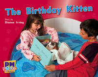 The Birthday Kitten (Paperback)
