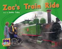 Zac's Train Ride (Paperback)