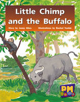 Little Chimp and the Buffalo (Paperback)