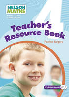Nelson Maths: Australian Curriculum Teacher Resource Book 4 (Paperback)