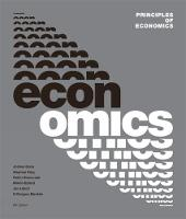 Principles of Economics: Australia and New Zealand Edition (Paperback)