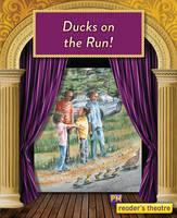 Reader's Theatre: Ducks on the Run (Paperback)