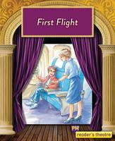 Reader's Theatre: First Flight (Paperback)