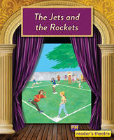 Reader's Theatre: The Jets and the Rockets (Paperback)