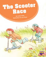 The Scooter Race (Paperback)