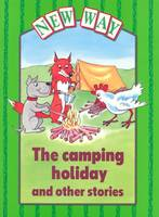 New Way Green Level Platform Books - The Camping Holiday