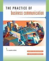 Practice of Business Communication: Includes 2009 MLA update card (Paperback)
