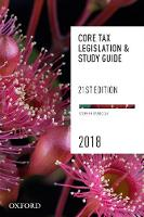Core Tax Legislation and Study Guide 2018 (Paperback)