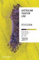 Australian Taxation Law 2019 (Paperback)
