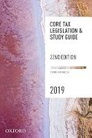 Core Tax Legislation and Study Guide 2019 (Paperback)