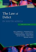 The Law of Delict in South Africa