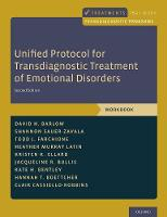 Unified Protocol for Transdiagnostic Treatment of Emotional Disorders: Workbook - Treatments That Work (Paperback)